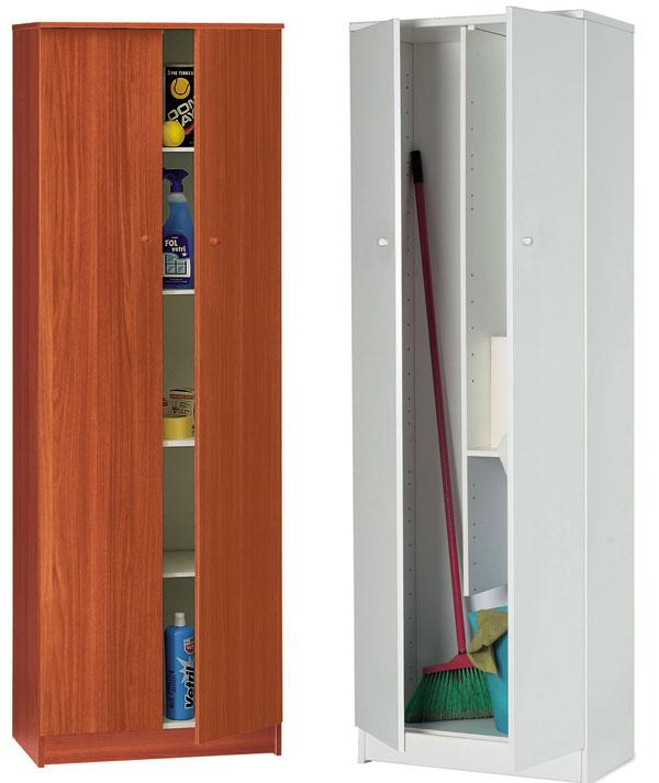 Armadio Portascope In Legno ~ Idee Creative su Design Per La Casa e ...